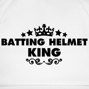 batting helmet king 2015 - Baseball Cap