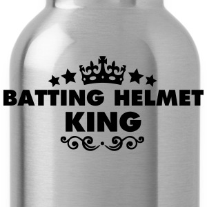 batting helmet king 2015 - Water Bottle