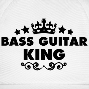 bass guitar king 2015 - Baseball Cap