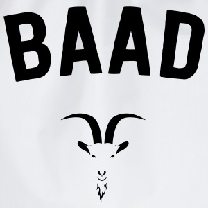 Goat. Baad T-Shirts - Drawstring Bag