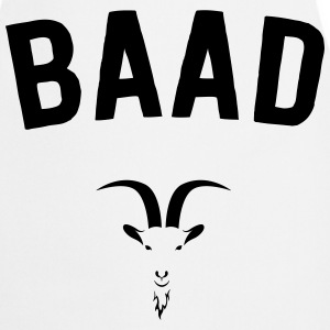 Goat. Baad T-Shirts - Cooking Apron