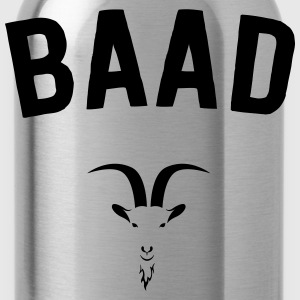 Goat. Baad T-Shirts - Water Bottle