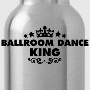 ballroom dance king 2015 - Water Bottle