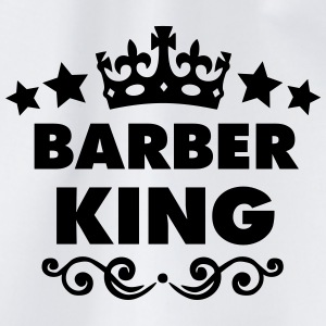 barber king 2015 - Drawstring Bag