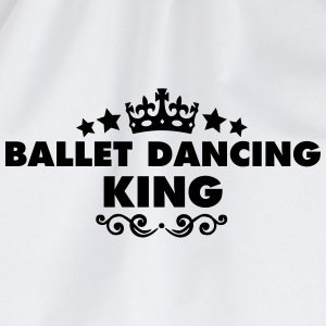 ballet dancing king 2015 - Drawstring Bag