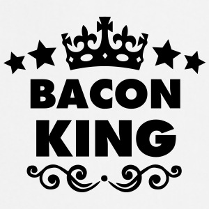 bacon king 2015 - Cooking Apron