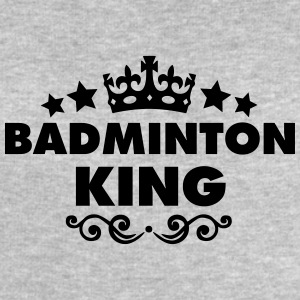 badminton king 2015 - Men's Sweatshirt by Stanley & Stella
