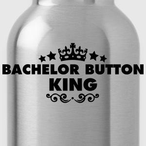bachelor button king 2015 - Water Bottle