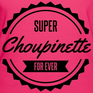 super choupinette for ever Sacs et sacs à dos - T-shirt Bio Femme
