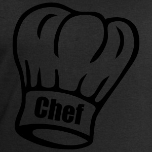 chef hat - Men's Sweatshirt by Stanley & Stella