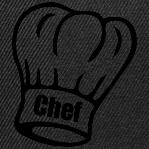 chef hat - Snapback Cap