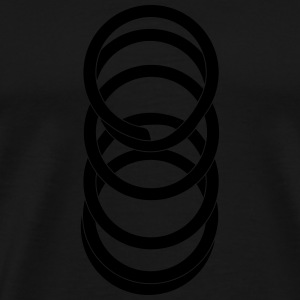 compression spring_1 Mugs & Drinkware - Men's Premium T-Shirt
