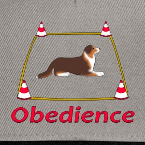 Obedience AS box Magliette - Snapback Cap