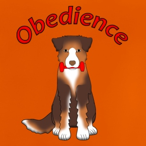 Obedience AS Apportl Shirts - Baby T-shirt