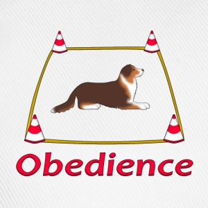 Obedience AS box Magliette - Cappello con visiera