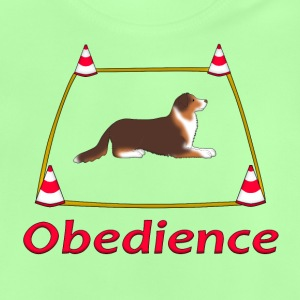 Obedience AS box Tee shirts - T-shirt Bébé
