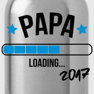 Papa loading 2017 T-Shirts - Trinkflasche