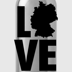 Love Germany T-Shirts - Trinkflasche