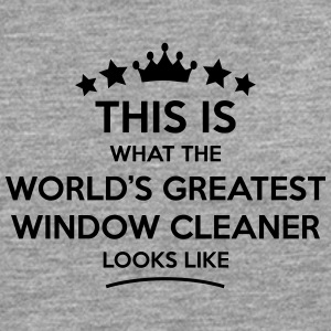 window cleaner world greatest looks like - Men's Premium Longsleeve Shirt