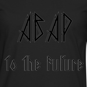 ABAP To The Future - Männer Premium Langarmshirt