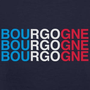 BOURGOGNE - Men's Organic T-shirt