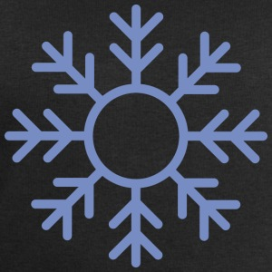 Blue Snowflake ornament Shirts - Men's Sweatshirt by Stanley & Stella