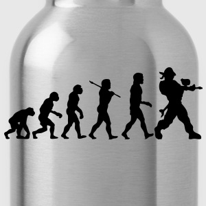 pa01 paintball evolution - Water Bottle