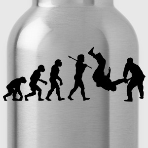 Judo Throw Evolution - Water Bottle