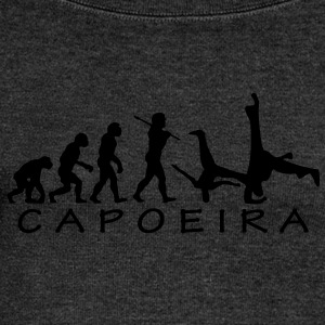 Capoeira Evolution - Women's Boat Neck Long Sleeve Top