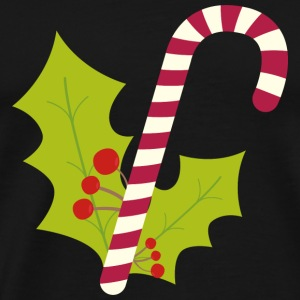 Candy Cane jul Andet - Herre premium T-shirt