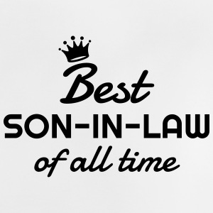 Son-in-law / Son in law / Marriage / Family Shirts - Baby T-Shirt