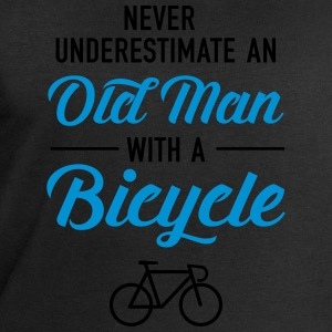 Old Man - Bicycle T-shirts - Mannen sweatshirt van Stanley & Stella