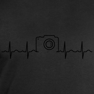 Heartbeat Photography T-Shirts - Men's Sweatshirt by Stanley & Stella