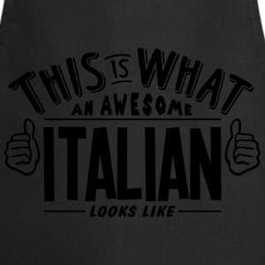 awesome italian looks like pro design - Cooking Apron