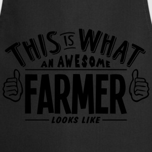 awesome farmer looks like pro design - Cooking Apron