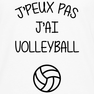 Volleyball / Volleyeur / Volley / Volley-ball Tee shirts - T-shirt manches longues Premium Homme