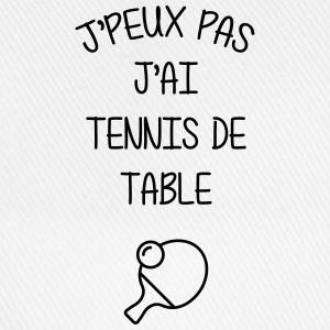Tennis de table / Pongiste / Ping-pong / Ping pong Tee shirts - Casquette classique
