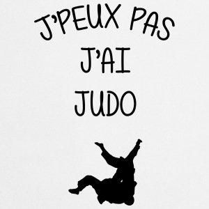 Judo / Judoka / Judokate / Fight / Fighter / Sport Tee shirts - Tablier de cuisine