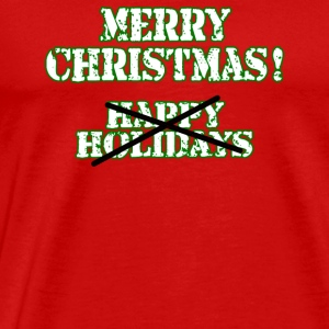 Christmas 12 - Men's Premium T-Shirt