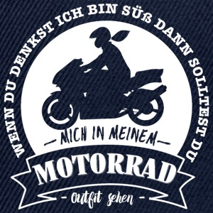 Motorrad Outfit T-Shirts - Snapback Cap