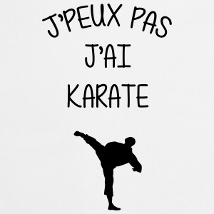 Karate / Karaté / Karatéka / Karateka / Fighter Tee shirts - Tablier de cuisine
