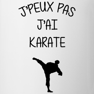 Karate / Karaté / Karatéka / Karateka / Fighter Tee shirts - Tasse