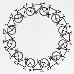 Circle of Bike - Baseball Cap