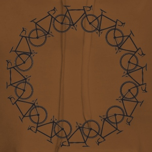 Circle of Bike - Women's Premium Hoodie