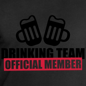 Drinking team - Official member - Men's Sweatshirt by Stanley & Stella