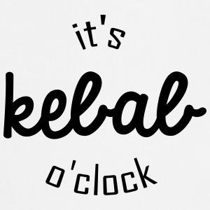 It's kebab o clock - Tablier de cuisine
