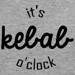 It's kebab o clock - T-shirt manches longues Premium Homme