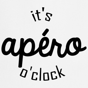 It's apéro o clock - Tablier de cuisine