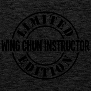 wing chun instructor limited edition sta - Men's Premium Tank Top