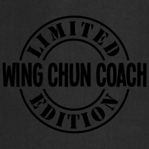 wing chun coach limited edition stamp co - Cooking Apron